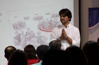 Conferencias David Gomez