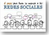 6 Pasos Redes Sociales