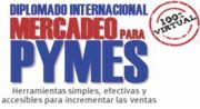 Diplomado Internacional Mercadeo para Pymes