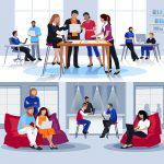 Ventajas del coworking para empresas y profesionales independientes