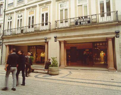 Tienda Zara Oporto