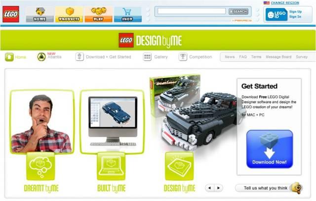 Lego-DesignbyMe