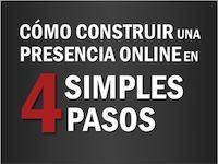 Como construir una presencia online en 4 pasos