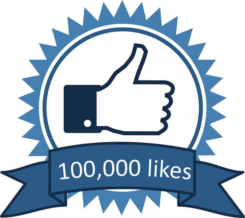 Aprendizajes de 100 mil fans en Facebook