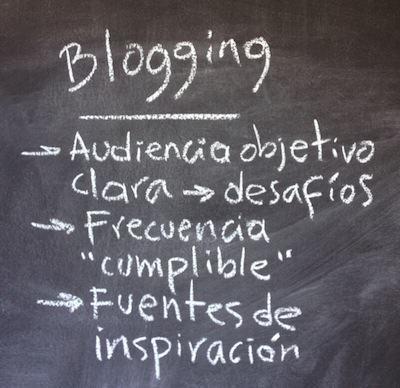 Contenido para blogging