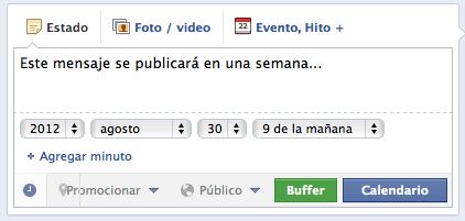 FB programacion