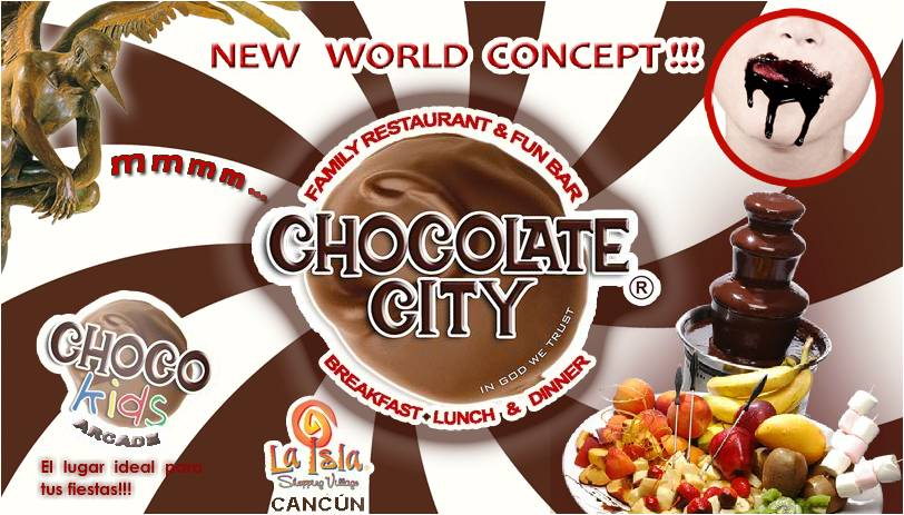 Chocolate City marketing experiencial