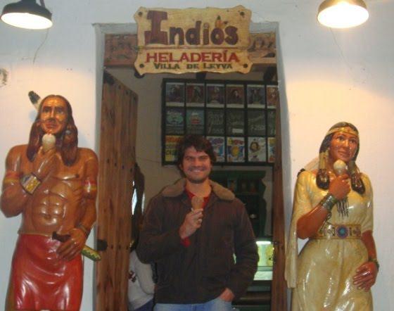Heladeria Indios Villa de Leyva