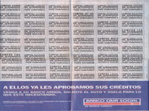 Creditos BCSC