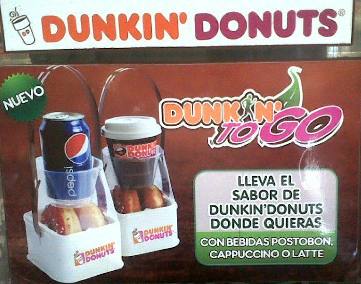 Dunkin' To Go
