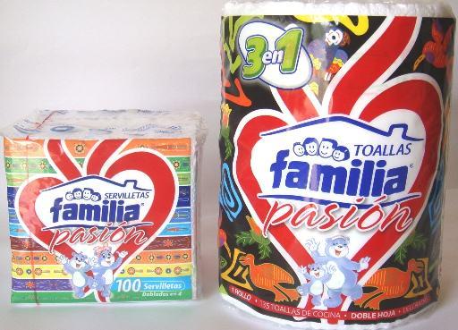 Familia Colombia es Pasion 2