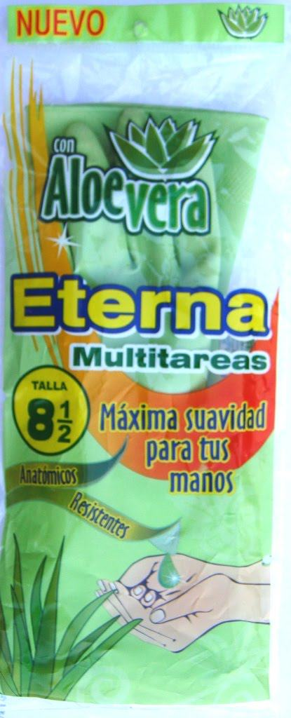 Guantes Eterna Aloe Vera