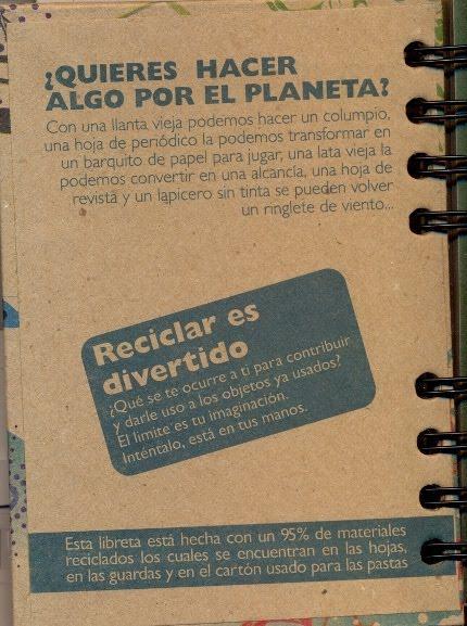 Libreta reciclada 3