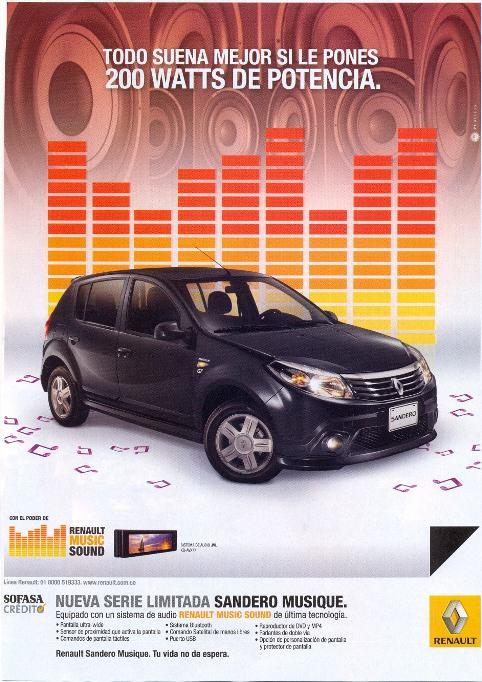 Renault Sandero Musique-2