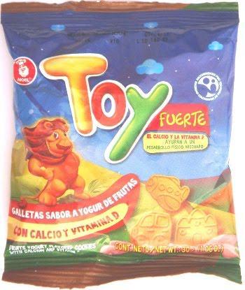 Toy Fuerte