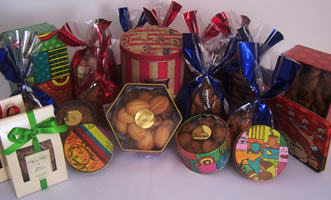 Empaques de galletas Cascabel