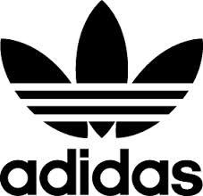 Adidas logo trebol