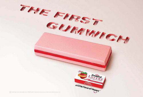 El primer Gumwich