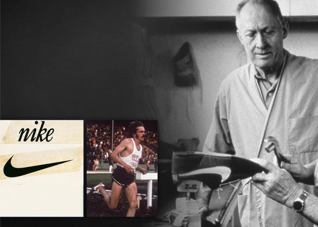 Historia marca Nike en los 70s