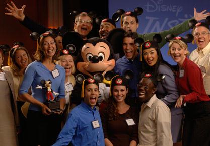 Programa Disney Institute