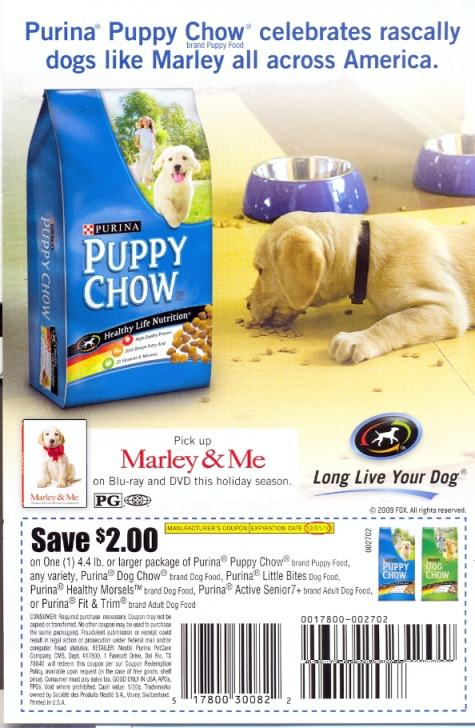 Purina Puppy Chow