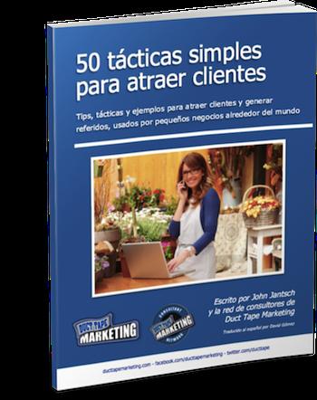 eBook gratuito: 50 tacticas para atraer clientes