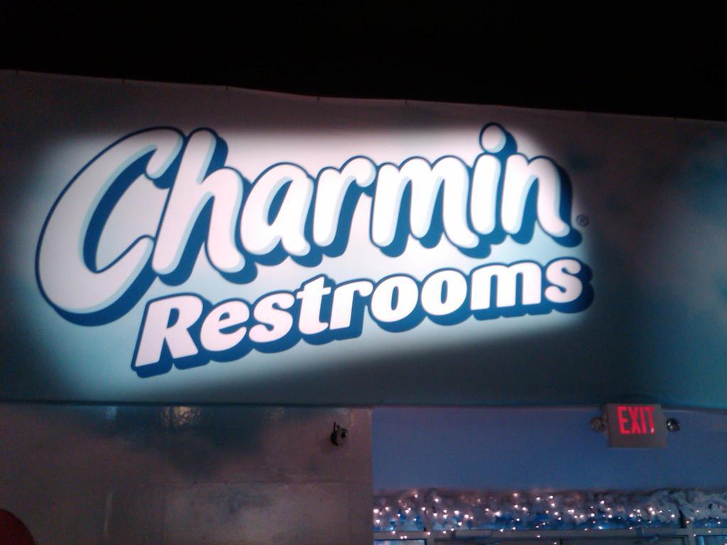 Charmin restrooms