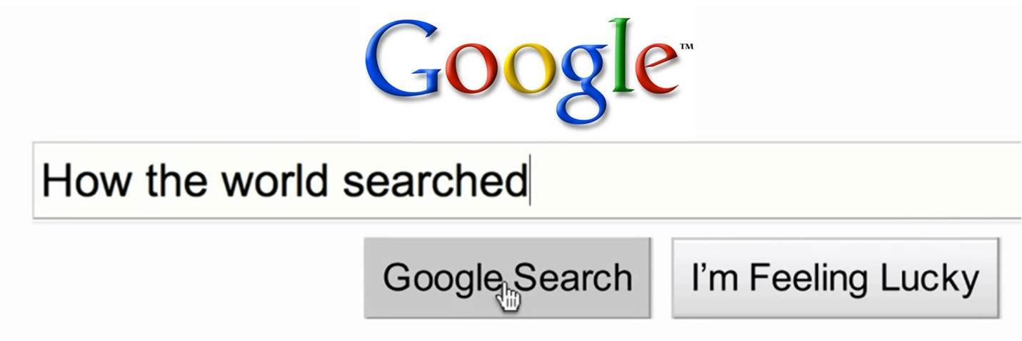 El 2010 segun Google