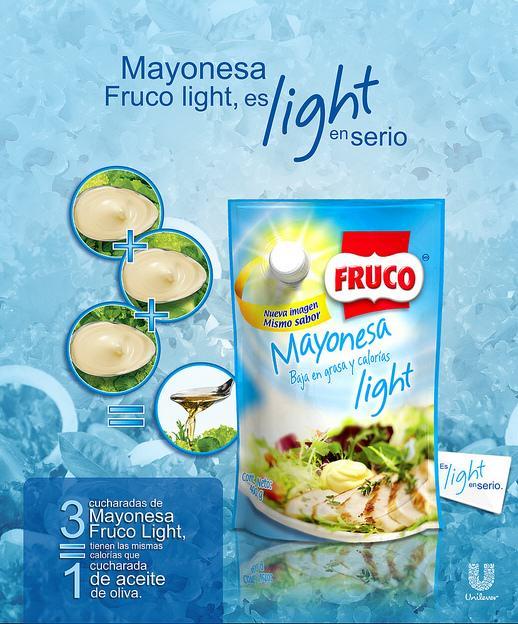 Mayonesa Light Fruco