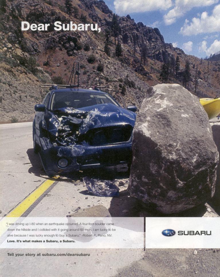 Dear Subaru