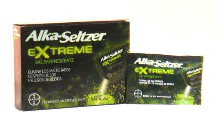 Alka Seltzer Extreme