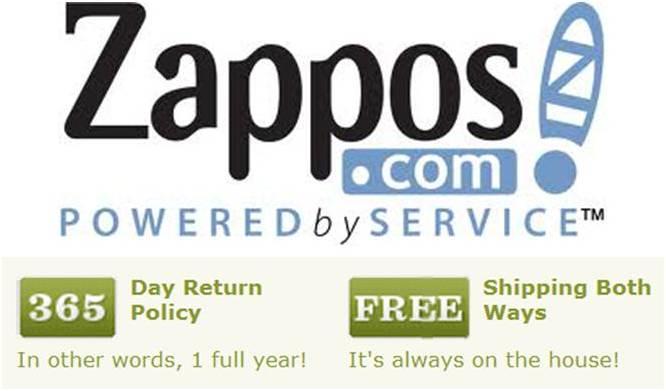 Garantia Zappos
