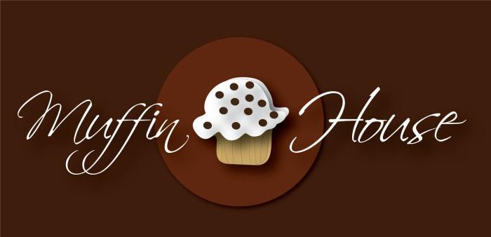 Logo Muffin House