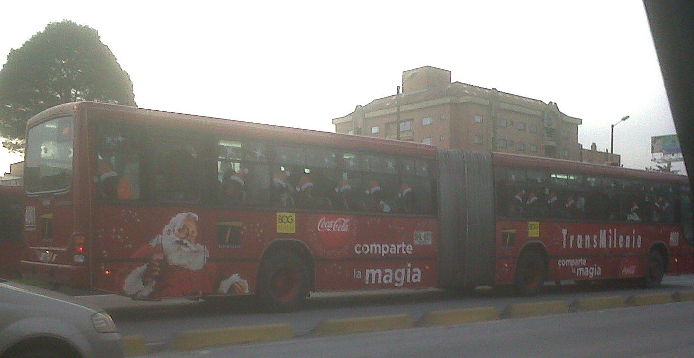 Publicidad movil CocaCola