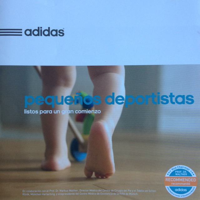 Adidas para bebes 1