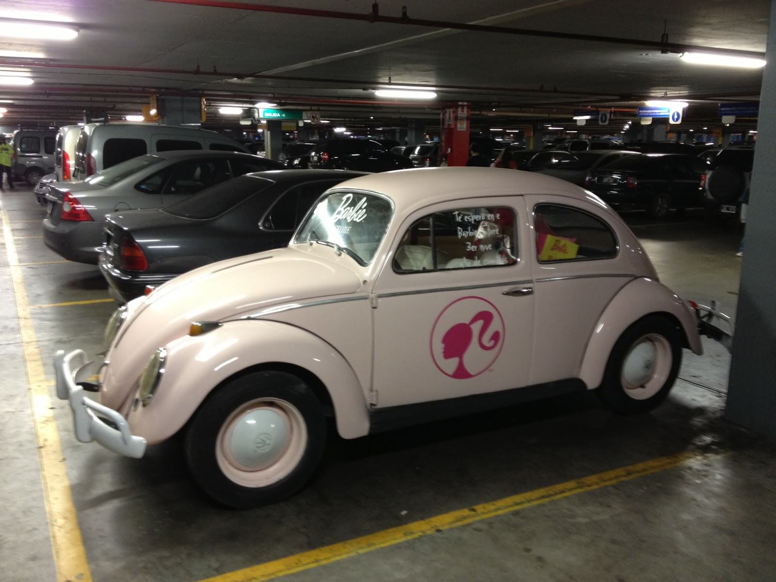 Carro de Barbie 1