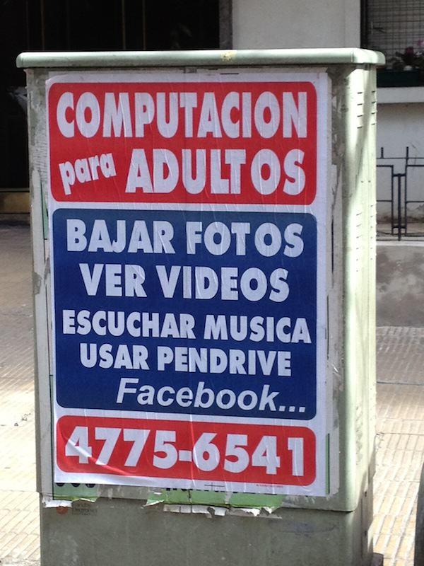 Curso internet para adultos
