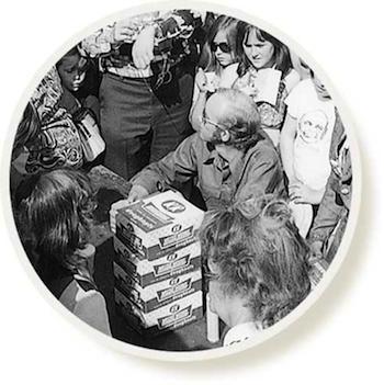 Krispy Kreme origenes