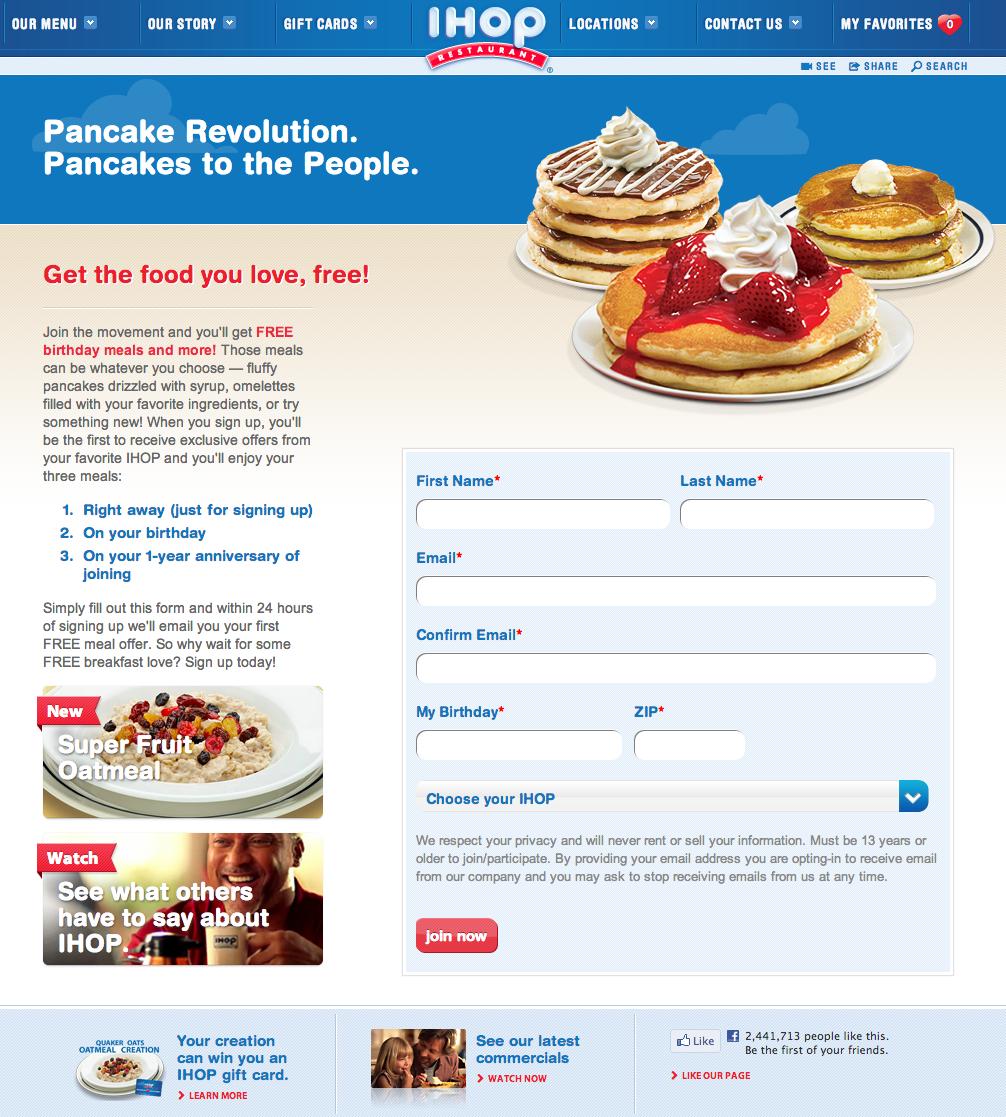 Pancake revolution-2