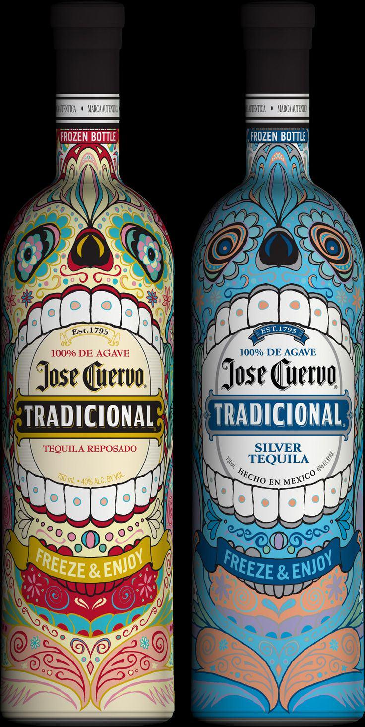 Tequila José Cuervo - Una bebida tan Mexicana como el día de los muertos