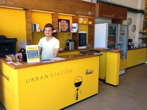 Interior de Urban Station Pilar