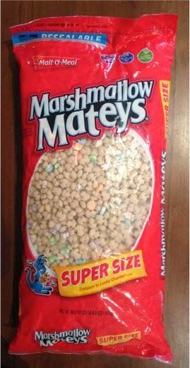 Marshmallow Matey