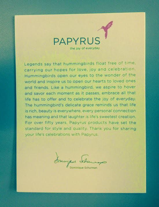 Storytelling Papyrus 2