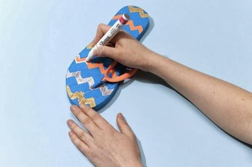 flip-flops-Sharpie