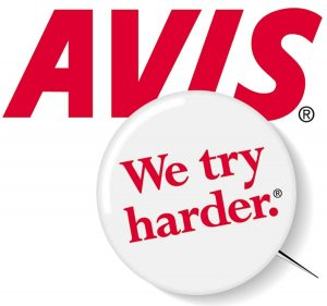 Avis, we try harder