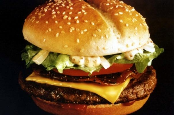 McDonalds Arch Deluxe