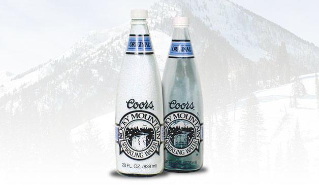 Agua Coors