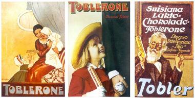 Anuncios Toblerone
