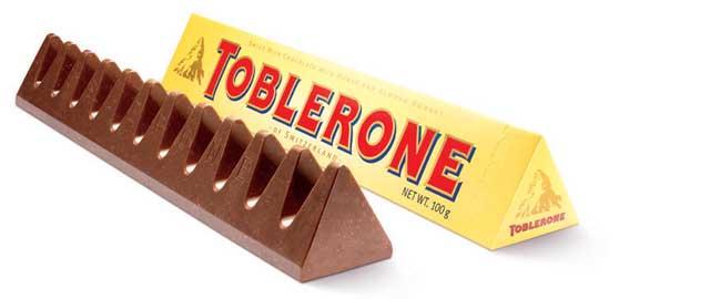 Barra toblerone
