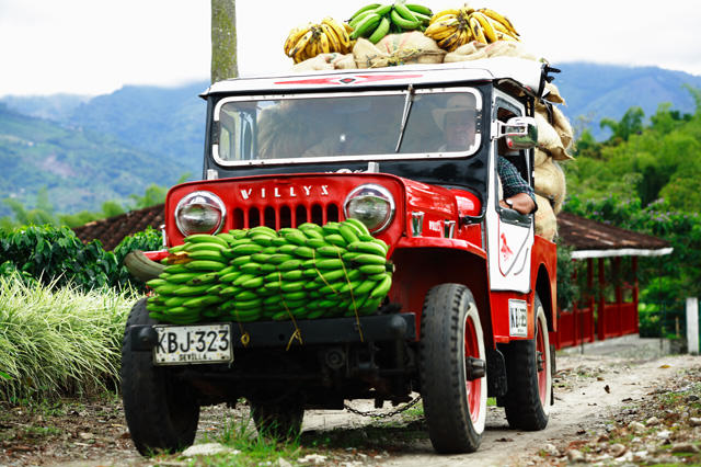 Jeep colombia